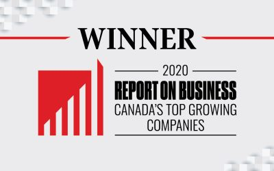 Daisy Recognized as One of Canada's Top Growing Companies in 2020