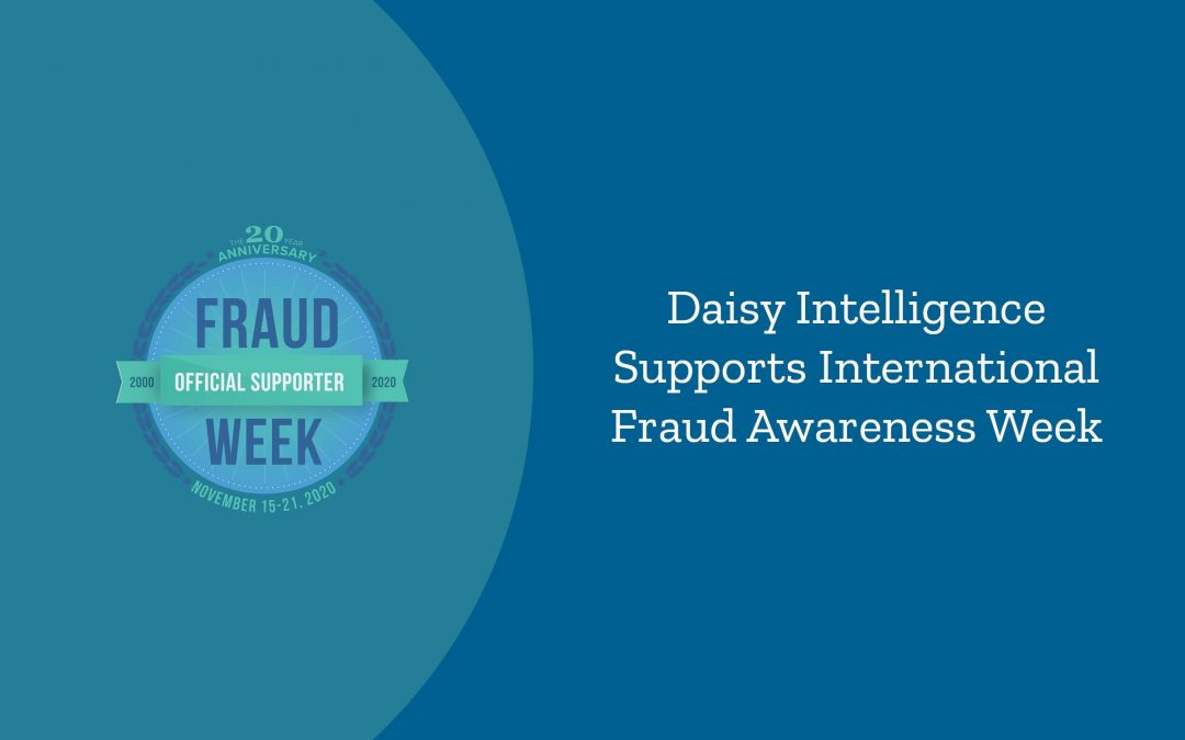 Daisy Joins Movement to Shine a Spotlight on Fraud