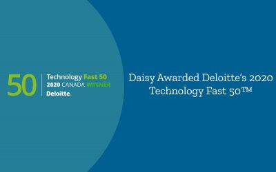 Daisy One of Deloitte's Technology Fast 50™ companies
