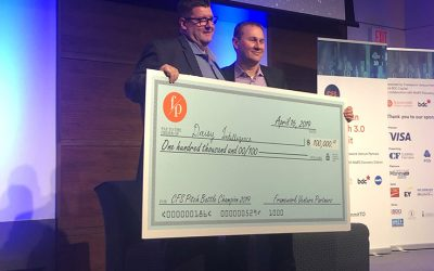 Daisy Wins Canadian Fintech's Future of Retail Pitch Battle 2019