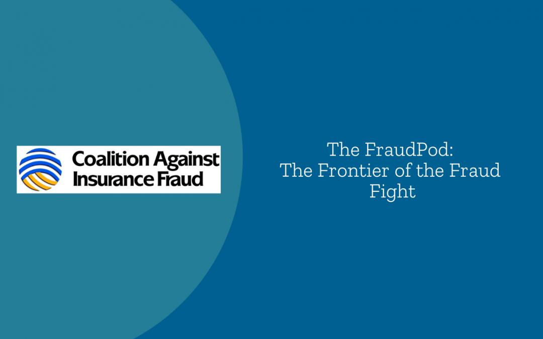 Gary Saarenvirta on the FraudPod Podcast [Video]