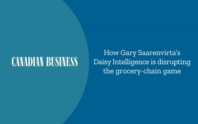 Gary Saarenvirta Featured in the Canadian Business Magazine