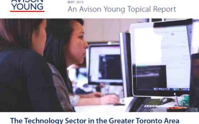 Toronto's Booming Technology Commuity