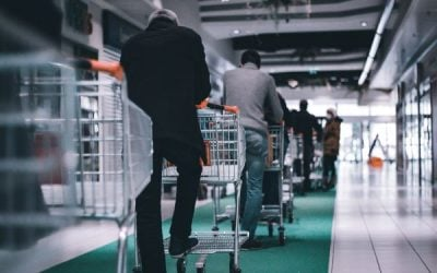 The End of Specialized Grocery Trips