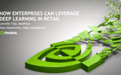 NVIDIA: How Enterprise Can Leverage Deep Learning in Retail