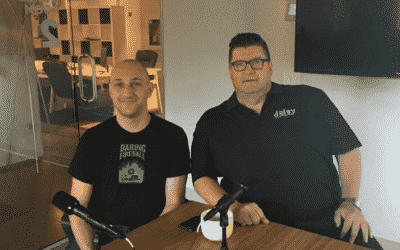 #smallrooms podcast with Rob Kenedi
